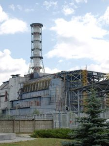 chernobyl powerplant